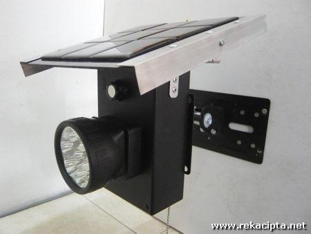 Rekacipta.net - Lampu Solar 01