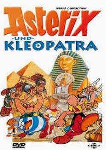 Asterix Và Nữ Hoàng Ai Cập