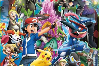 Pokemon XYZ - Anime Pokemon XY va Z VietSub