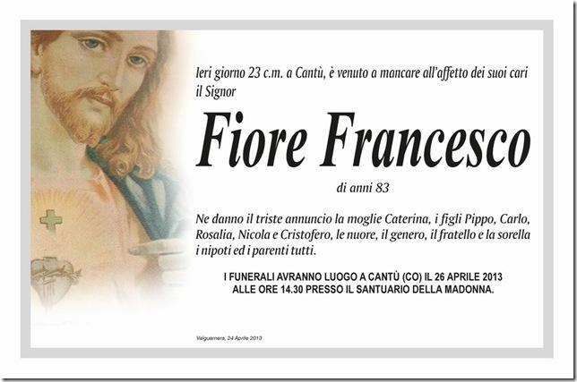Fiore Francesco