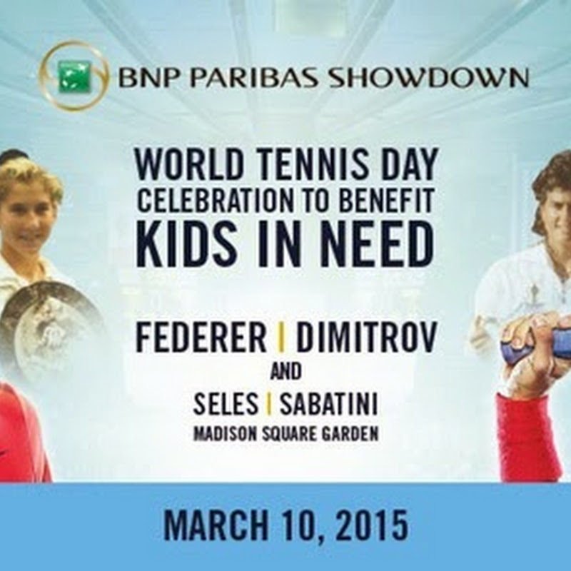Día Mundial del Tenis