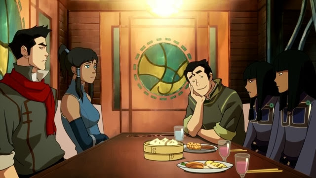 The Legend of Korra Book2 EP3