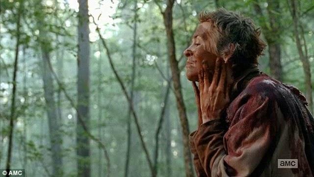 The Walking Dead (Crítica 5x01)