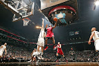 lebron james nba 130130 mia at bro 06 LeBron Torches Nets in Angry Mode. Debuts LeBron X No. 17!