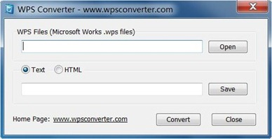 File Converter Wps To Doc