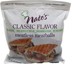 meatless meatball