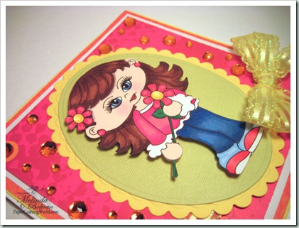 girl flower digi clipart tori 4 patty 500 cu