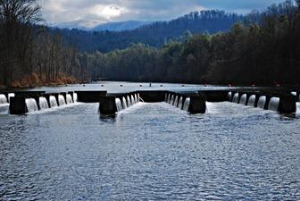 Weir Dam 6
