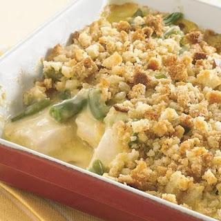 Chicken Noodle Casserole Green Beans Recipes