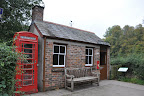 Post Office at the Museum of Welsh Life