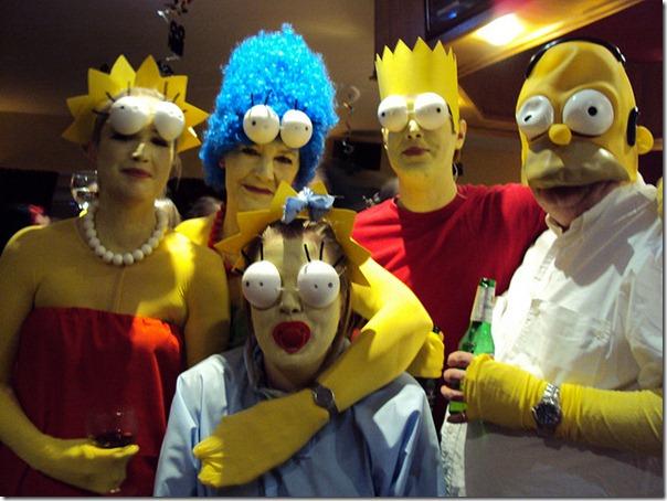 disfraz de los Simpson todohalloween (1)