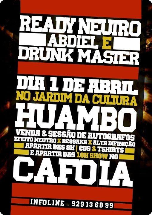 Ready Neutro, Abdiel & Drunk Master