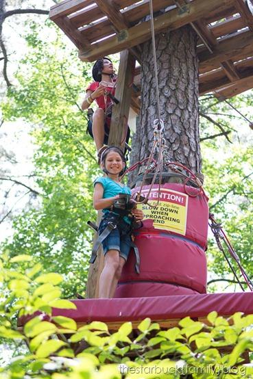 Callaway Gardens Treetop adventure blog-15