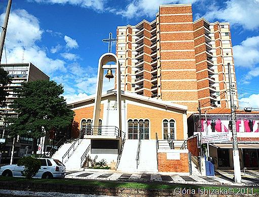 1 - Glória Ishizaka - Marília - igreja da Glória