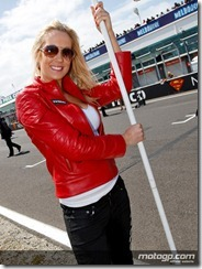 Paddock Girls Iveco Australian Grand Prix 16 October 2011 Phillip Island Australia (26)