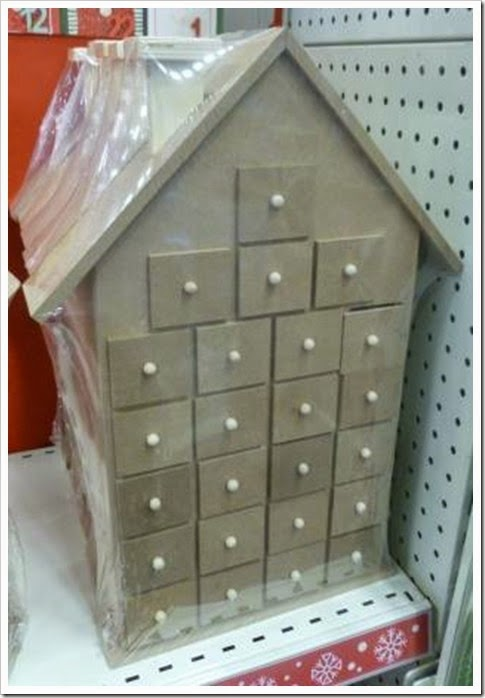 Hobby CRaft Advent House