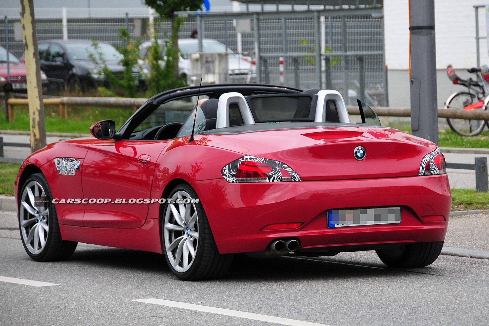 Fuente http carscoop blogspot com 2012 07 roadster html para mas seguimientos ndice de seguimientos de nuevos modelos mulas fotos espias