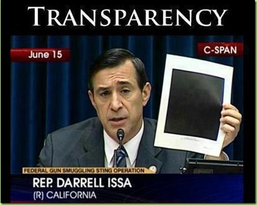 issa redacted