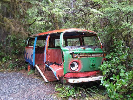 oldtimer volkswagen bus