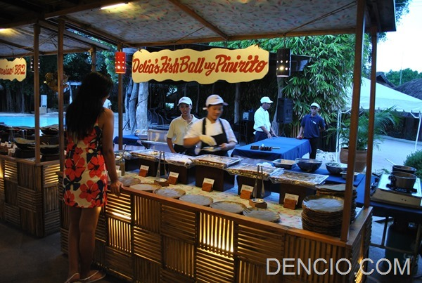 Themed Buffets at Bluewater Maribago Resort 12