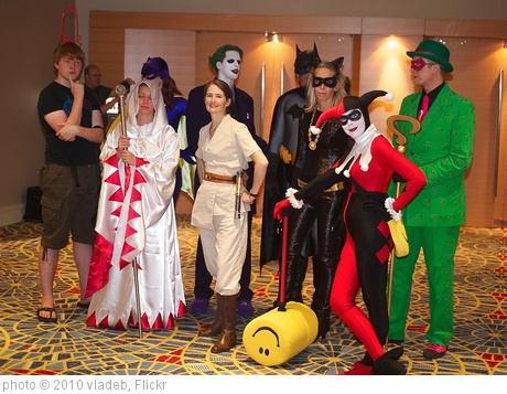 'Great Costumes at Dragon*con 2010' photo (c) 2010, vladeb - license: http://creativecommons.org/licenses/by-nd/2.0/