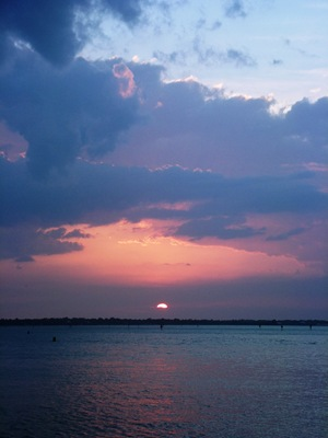 Monday beach and sunset 064