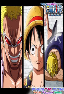Đảo Hải Tặc / Vua Hải Tặc - One Piece