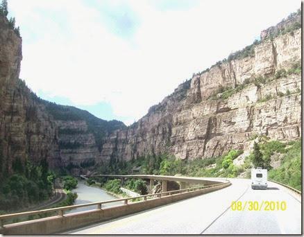Colorado to UTAH 083