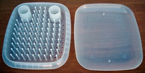 Marc Newson Dish Doctor dishrack