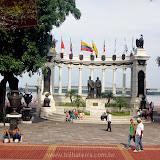 Malecón  - Guayaquil - Equador
