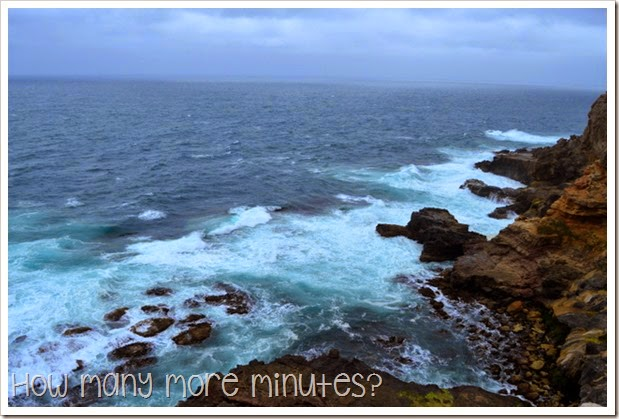 How Many More Minutes? ~ Cape Nelson, Victoria