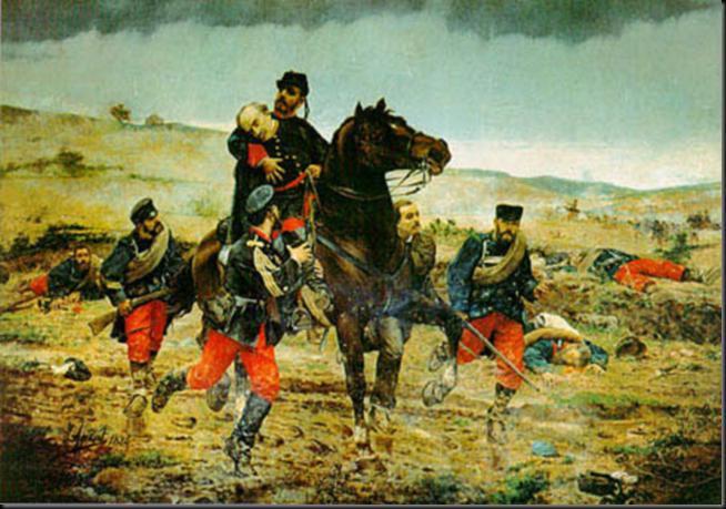 Joaquín_Agrasot_Muerte_del_Marqués_del_Duero