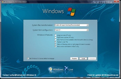 windows8 transformation pack