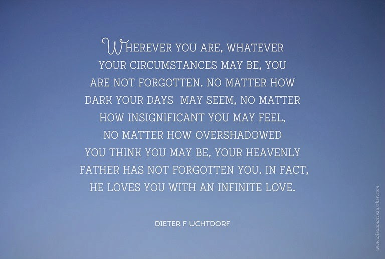 uchtdorf quote
