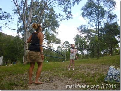 14 hula hoop