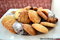 Delicious cookies at The Swiss Deli Restaurant