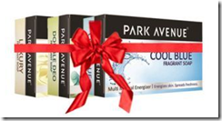 Shoplcues : Buy Park avenue luxury fragrant soap pack of 4 (75 gms each) at Rs.63 only