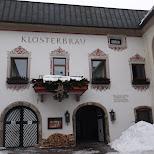 klosterbrau in Seefeld, Tirol, Austria