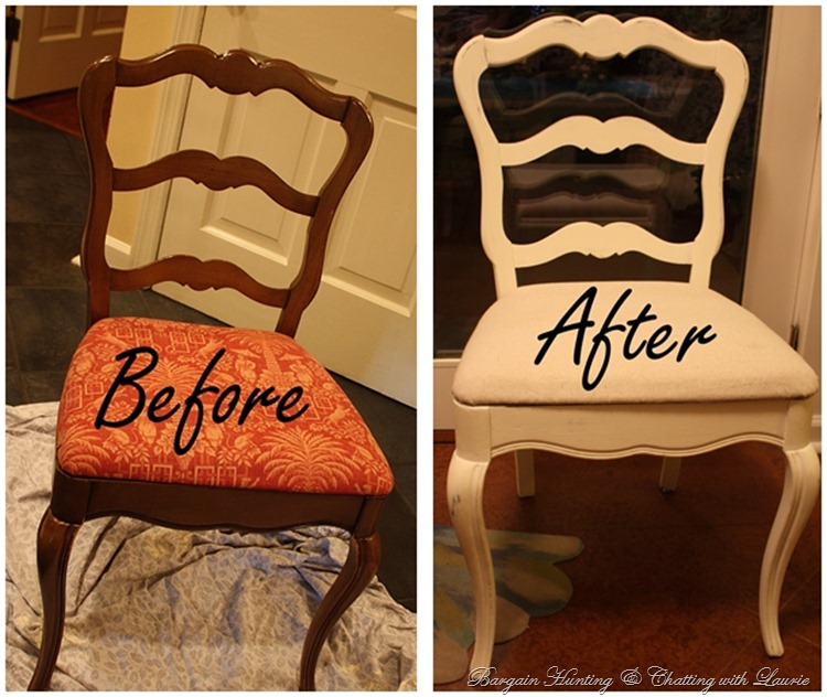 CHAIRS BEFORE-AFTER
