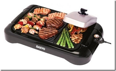 Sanyo BBQ Grill
