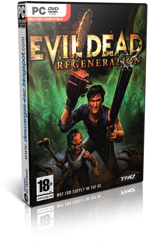 Evil Dead Regeneration RELOADED-www.descargas-esc.blogspot.com
