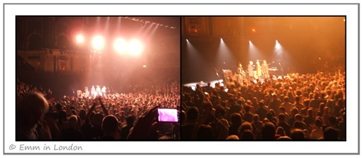 PJ Harvey Royal Albert Hall standing ovation