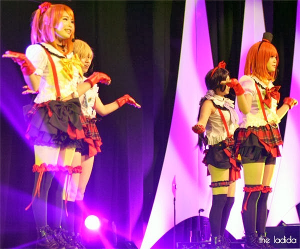 Best Skit Runner Up - Love Live