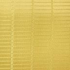 Ozdobna tkanina w kratkę. Na zasłony, poduszki, dekoracje. Szeroka 300cm. Złota.