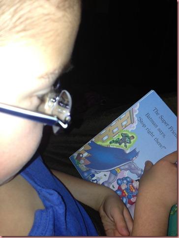 cole read