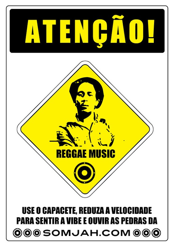 PLACA do REGGAE