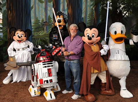 George-Lucas-at-Disney-World-235343105