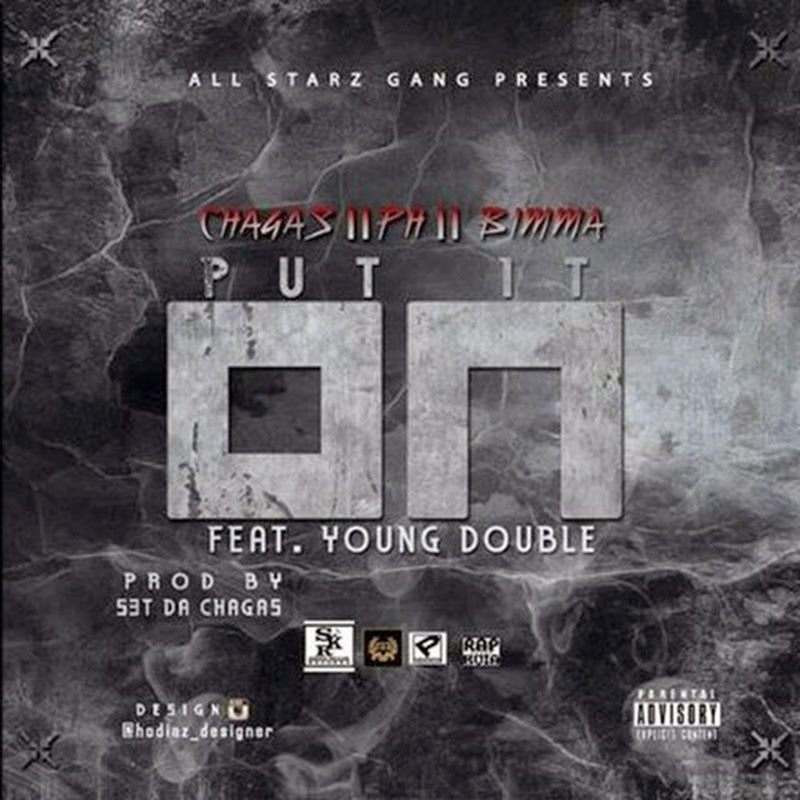 All Starz Gang feat Young Double - Put It On [Download Track]