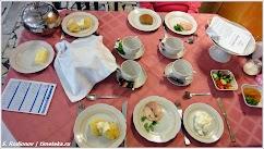 Завтрак. Меню на неделю - у каждого своя диета. Фото С.Родионова. www.timeteka.ru
