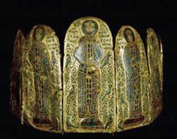 Corona de Monomachos de Hungría